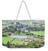 Tiny Country Weekender Tote Bag