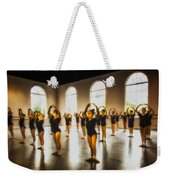 Tiny Dancers Weekender Tote Bag