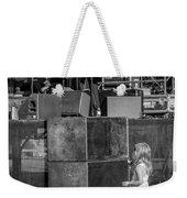 Tiny Dreamer Monochrome Weekender Tote Bag
