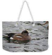 Tiny Duck  Weekender Tote Bag