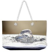 Tiny Flecks Of Colored Light Weekender Tote Bag