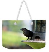 Tiny Seed For A Tiny Bird Weekender Tote Bag