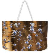 Tiny Tiny Bubbles  Weekender Tote Bag