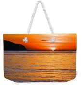 Tip Of The Sun Weekender Tote Bag