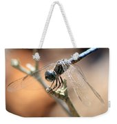 Tired Dragonfly Square Weekender Tote Bag
