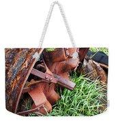 Ferrous Wheel Weekender Tote Bag