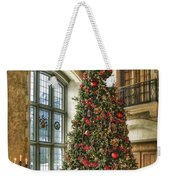 Tis The Season Weekender Tote Bag by Evelina Kremsdorf