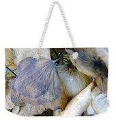 Tissue Paper Petals Weekender Tote Bag