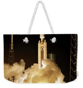 Titan Ivb Launch Weekender Tote Bag