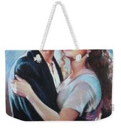 Titanic Jack And Rose Weekender Tote Bag