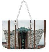 Titanic Museum Weekender Tote Bag