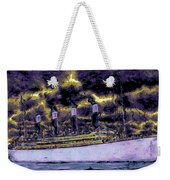 Titanic Screams Weekender Tote Bag