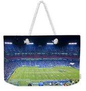 Titans Lp Field 9-3-2010 Weekender Tote Bag
