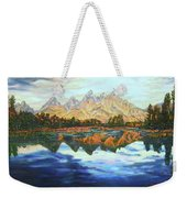 Titon Reflections Weekender Tote Bag