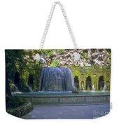 Tivoli Gardens Fountain And Pool Weekender Tote Bag