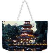 Tivoli Pagoda 4 Weekender Tote Bag