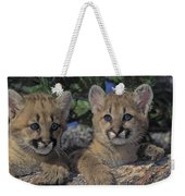 Tk0615, Thomas Kitchin Cougarmountain Weekender Tote Bag