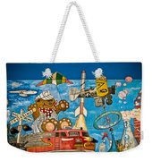 To Be Young Again Weekender Tote Bag