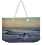 To Be Young Weekender Tote Bag
