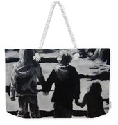 To Grandmothers House Weekender Tote Bag