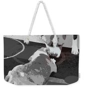 To Know A Pit Is To Love Weekender Tote Bag
