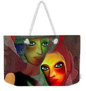 002 - To Lean On    Weekender Tote Bag