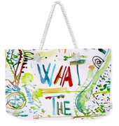 To Love What The Soul Hates Weekender Tote Bag