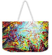 To Make Visible The Invisible II Weekender Tote Bag