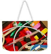 To Save A Life Weekender Tote Bag