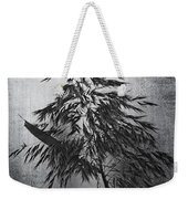 To Stand Alone  Weekender Tote Bag