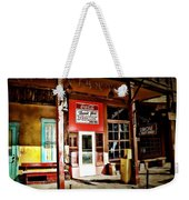 To The Citizens Of Cerillos Weekender Tote Bag