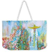 To The Lighthouse Weekender Tote Bag