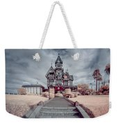 To The Mansion Weekender Tote Bag