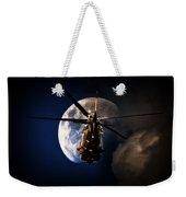 To The Moon Weekender Tote Bag