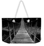 To The Other Side Weekender Tote Bag