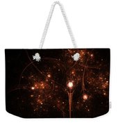 To The Stars And Back Weekender Tote Bag