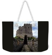 To The Tower Weekender Tote Bag