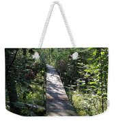 To The Trout Stream Weekender Tote Bag