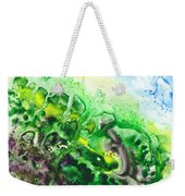 To The Unknown Abstract Path Number Five Weekender Tote Bag
