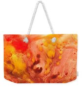 To The Unknown Abstract Path Number Three Weekender Tote Bag