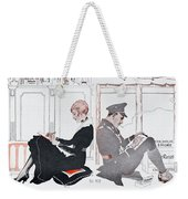 To You Weekender Tote Bag by English School