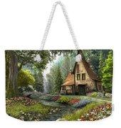 Toadstool Cottage Weekender Tote Bag