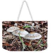 Toadstools V7 Weekender Tote Bag