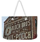 Tobacciana - Mail Pouch Tobacco Weekender Tote Bag