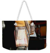 Tobacco Sign Weekender Tote Bag