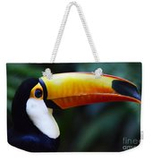 Toco Toucan Brazil Weekender Tote Bag