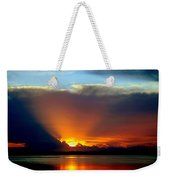 Today Is Forever Lost Tomorrow Weekender Tote Bag