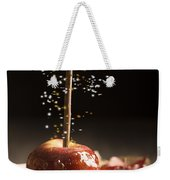 Toffee Apple Weekender Tote Bag