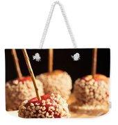 Toffee Apples Weekender Tote Bag