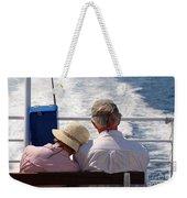 Together In Greece Weekender Tote Bag